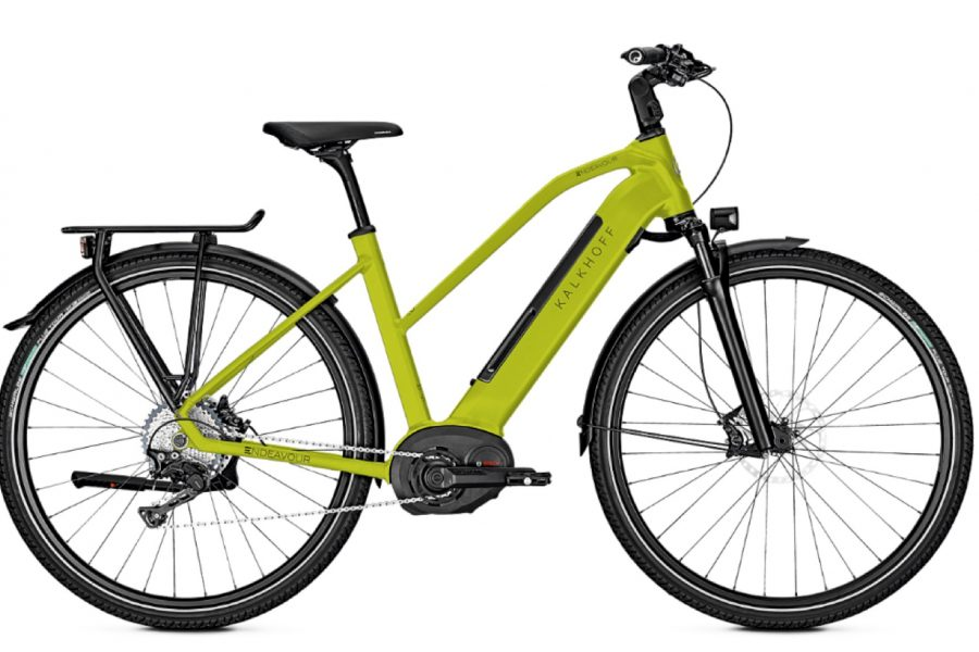 E-Bikes for Rent in Italy