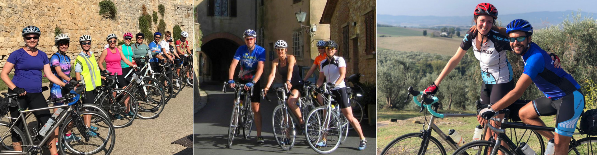 Group bicycle rentals in Europe with BikeRentalsPlus