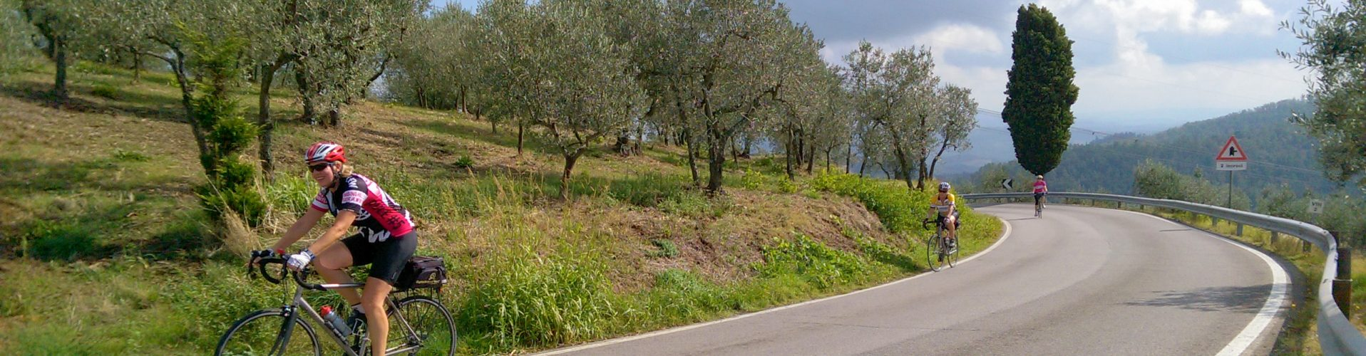 Cycling in Tuscany with BikeRentalsPlus