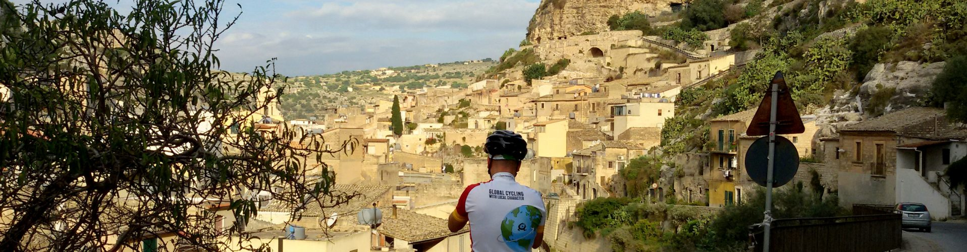 Cycling Sicily Self-Guided Tours