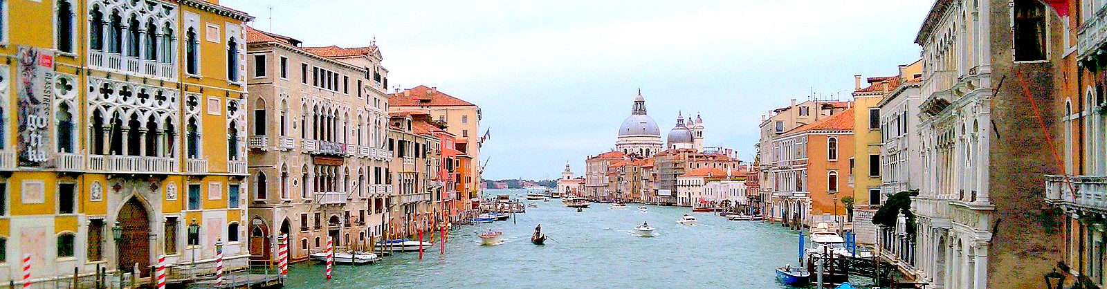 Venice - Bicycling Italy
