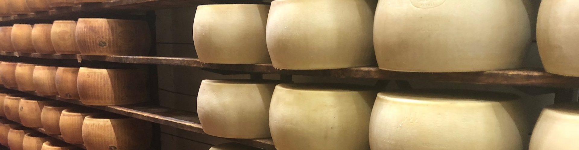 Take a bike tour in Emilia Romagna and visit Parmesan Cheese Makers